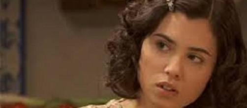Maria è incinta e lo confessa a Gonzalo.