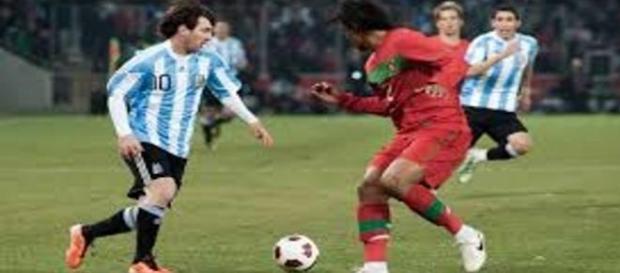 Argentina e Colombia in campo per i Quarti