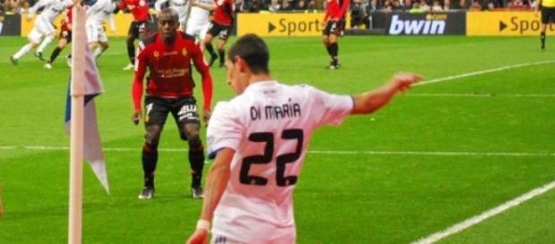 Di María, ex Real Madrid, cerca del Barca