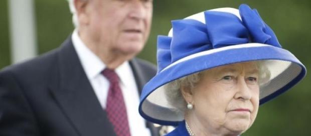 Die Queen ist auf Staatsbesuch in Deutschland.
