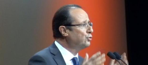 Francois Hollande Preşedintele Franţei