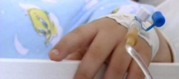 O fetiță a fost grav rănită în urma unui accident