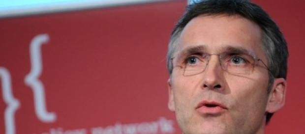 Secretarul General al NATO Jens Stoltenberg