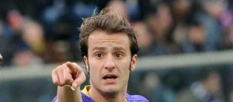 Alberto Gilardino, Fiorentina