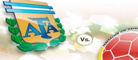Argentina Vs Colombia, por la Copa América 2015