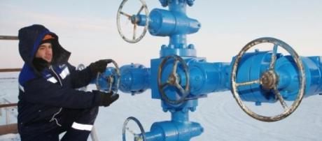 pipeline de gaz naturel en Sibèrie
