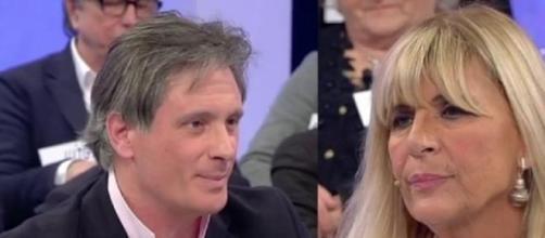 Giorgio Manetti e Gemma Galgani.
