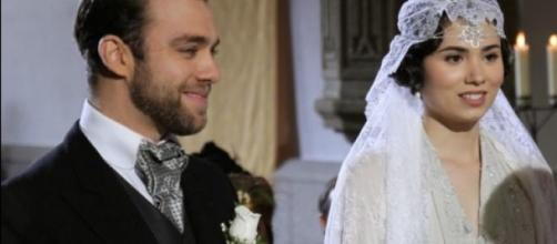 Maria: scena dal suo matrimonio