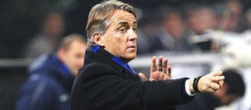Roberto Mancini punta in alto