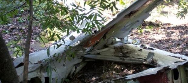 Accident aviatic în junglă