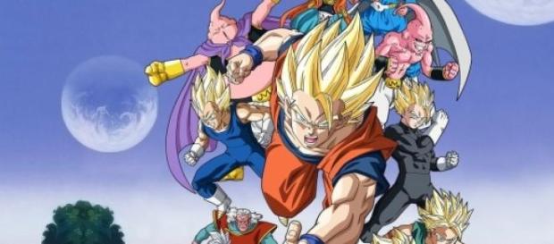 Dragon Ball Z La resurrección de Freezer en cines