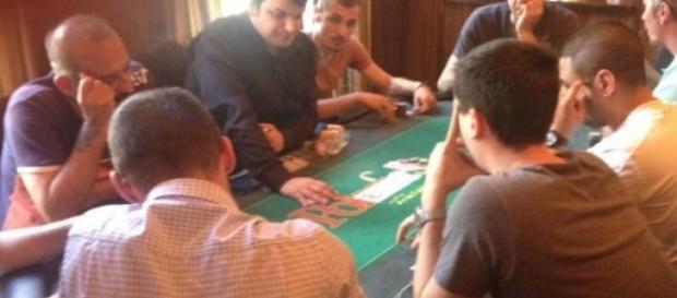Joocul de Poker la La Dolce Vita