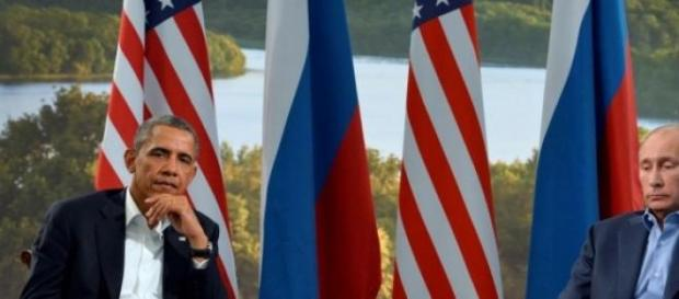 """Obama y Putin dos """"Enemigos Íntimos"""""""