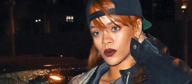 Rihanna ist momentan total verliebt