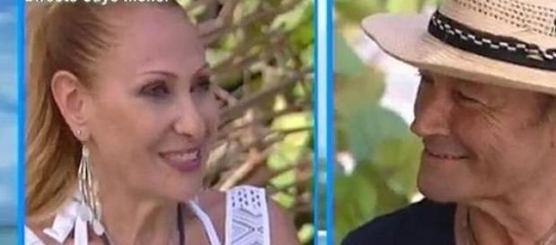 Rosa Benito y Amador Mohedano