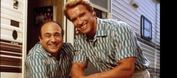 The original DeVito - Schwarzenegger duo