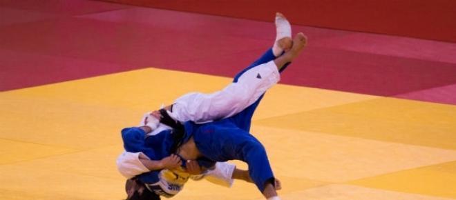 Telma Monteiro conquista mais uma medalha de Ouro para Portugal.