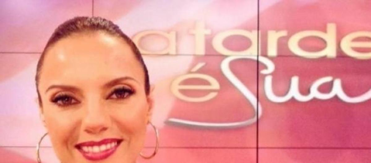 Iva Domingues afastada de programa da TVI após polémica com Guimarães 027709fc71