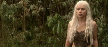 Emilia Clarke is hopeful that Jon Snow returns