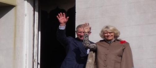 Ascott, l'allegra giornata di Carlo e Camilla