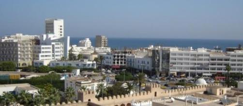 Imagem da localidade de Sousse