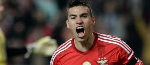 Nico Gaitán está de saída do Benfica