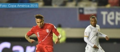 Perú le ganó tres por uno a Bolivia