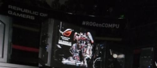 ROG la  linea de computadoras para Videojuegos