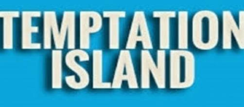Temptation Island, logo del reality