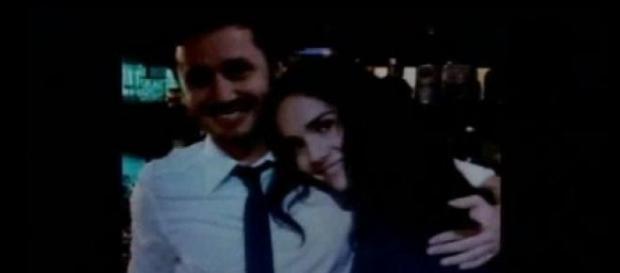 Benjamín Vicuña y Natalia Oreiro juntos