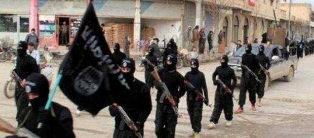 Członkowie Państwa Islamskiego