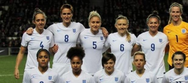 England Women's national team