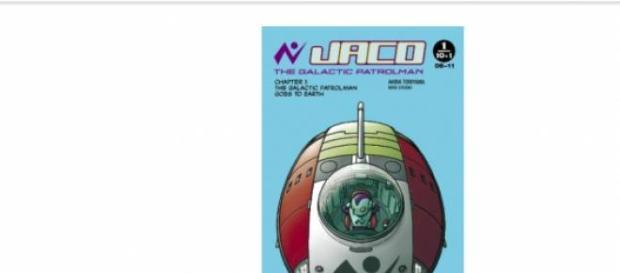 Jaco, el patrullero intergálactico
