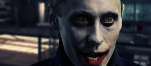 Jared Leto looks like the real deal as the Joker