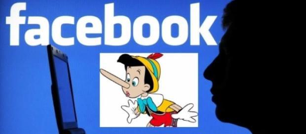 Mentir nas redes sociais é muito comum.