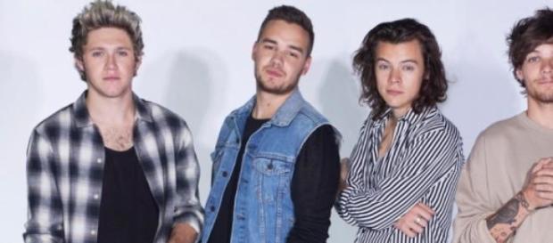 Os One Direction já sem Zayn Malik.