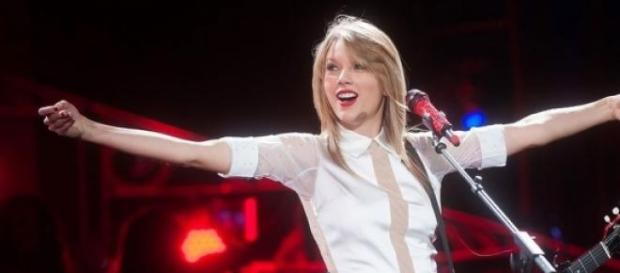 Taylor Swift domina o panorama musical.