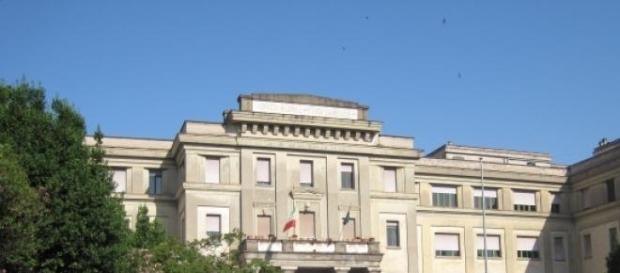 una delle scuole di Roma, quartiere Prati