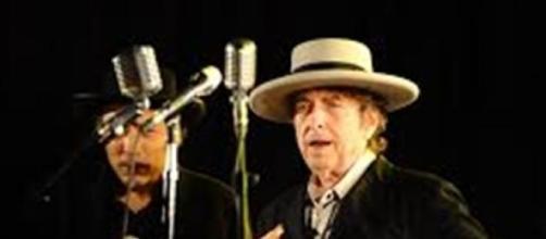 Bob Dylan in una recente immagine