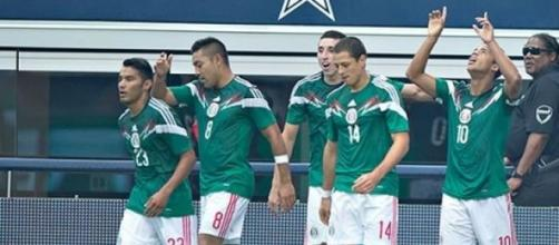 México, con cuadro de lujo para encarar Copa Oro