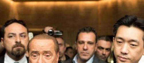 Mr Bee e Silvio Berlusconi
