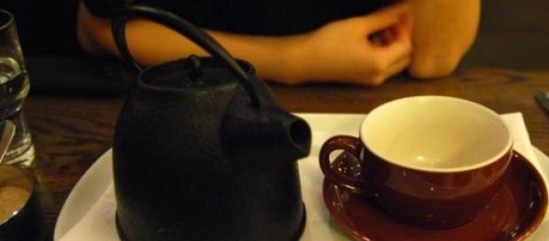 Brew, the concept of a tea salon