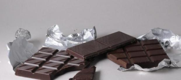 Chocolate preto também ajuda na perda de peso.
