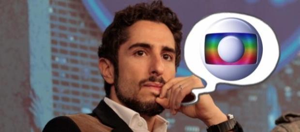 Globo quer tirar Marcos Mion da Record