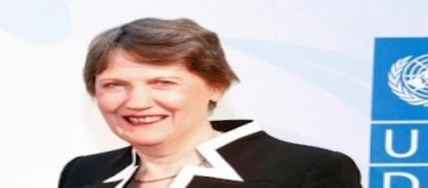 Helen Clark oeuvre pour le développement durable