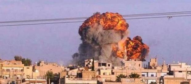 Tre attentati terroristici ad opera di miliziani