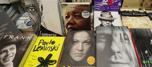 Vendas de biografias crescem a cada ano no Brasil