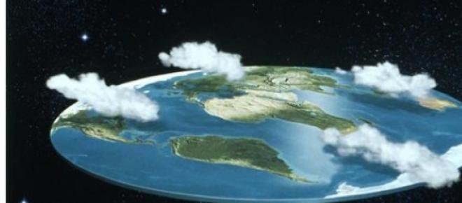 A Terra poderia ser considerada plana ainda