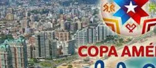 Argentina - Paraguay semifinale Copa America 2015