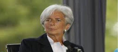Christine Lagarde direttore generale del FMI